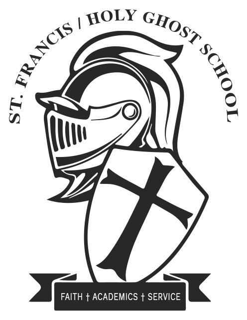 St. Francis Holy Ghost Catholic School Logo